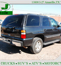 chevrolet tahoe 2004 black suv ls gasoline 8 cylinders rear wheel drive not specified 79119