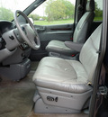 chrysler town and country 1997 blue van lxi gasoline v6 front wheel drive automatic 77845