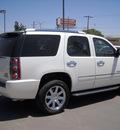 gmc yukon denali 2011 white suv flex fuel 8 cylinders all whee drive automatic 79925