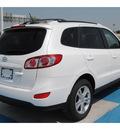 hyundai santa fe 2012 white suv se gasoline 6 cylinders front wheel drive autostick 77094