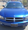 dodge charger 2009 blue sedan sxt gasoline 6 cylinders rear wheel drive automatic 79925