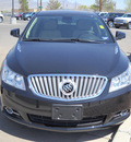 buick lacrosse 2011 black sedan cxl gasoline 6 cylinders front wheel drive automatic 79925