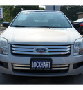 ford fusion 2006 silver sedan i4 s gasoline 4 cylinders front wheel drive automatic 78644