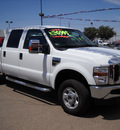 ford f 250 2010 white super duty gasoline 8 cylinders 4 wheel drive automatic 79936