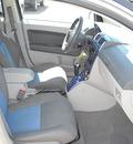 dodge caliber 2007 silver hatchback sxt gasoline 4 cylinders front wheel drive automatic 79936