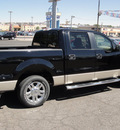 ford f 150 2008 black styleside gasoline 8 cylinders 2 wheel drive automatic 79936