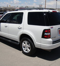 ford explorer 2008 white suv xlt gasoline 6 cylinders 4 wheel drive automatic 79936