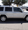 jeep commander 2007 silver suv limited flex fuel 8 cylinders 4 wheel drive automatic 79936