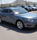 ford taurus 2010 green sedan sel gasoline 6 cylinders front wheel drive automatic 79922