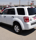 ford escape 2011 white suv xlt flex fuel 6 cylinders front wheel drive automatic 79936
