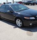 acura tl 2007 black sedan gasoline 6 cylinders front wheel drive automatic 79936