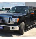 ford f 150 2011 black xlt flex fuel 8 cylinders 2 wheel drive automatic 78861