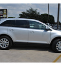 ford edge 2010 silver suv limited gasoline 6 cylinders front wheel drive automatic with overdrive 78130