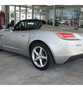 saturn sky 2008 silver gasoline 4 cylinders rear wheel drive automatic 78216