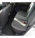 toyota yaris 2008 silver sedan gasoline 4 cylinders front wheel drive automatic 78744