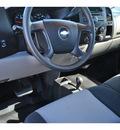 chevrolet silverado 1500 2008 gray pickup truck work truck gasoline 6 cylinders 4 wheel drive automatic 78130