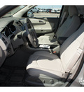 chevrolet traverse 2012 silver lt gasoline 6 cylinders all whee drive automatic 78216