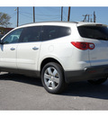 chevrolet traverse 2012 white lt gasoline 6 cylinders front wheel drive automatic 78216