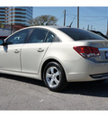 chevrolet cruze 2012 gold sedan lt gasoline 4 cylinders front wheel drive automatic 78216