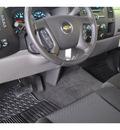 chevrolet silverado 1500 2011 black work truck gasoline 6 cylinders 2 wheel drive automatic 78216