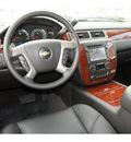 chevrolet suburban 2012 black suv ltz 1500 flex fuel 8 cylinders 4 wheel drive automatic 78216