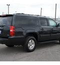 chevrolet suburban 2012 black suv lt 1500 flex fuel 8 cylinders 2 wheel drive automatic 78216