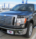 ford f 150 2012 black gasoline 6 cylinders 2 wheel drive automatic 77578