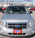 ford escape 2010 silver suv xlt gasoline 4 cylinders front wheel drive automatic 79936
