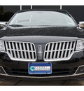 lincoln mkz hybrid 2012 black sedan hybrid 4 cylinders front wheel drive 44h 77373