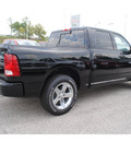 ram ram pickup 1500 2012 black sport gasoline 8 cylinders 2 wheel drive 6 speed automatic 77017