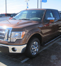 ford f 150 2011 brown flex fuel 8 cylinders 2 wheel drive automatic 77578