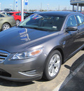 ford taurus 2011 gray sedan gasoline 6 cylinders front wheel drive automatic 77578