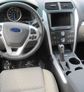 ford explorer 2012 brown suv xlt gasoline 4 cylinders 2 wheel drive automatic 77578