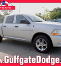 ram ram pickup 1500 2012 bright silv met gasoline 8 cylinders 2 wheel drive 6 speed automatic 77017