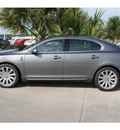 lincoln mks 2012 gray sedan 6 cylinders front wheel drive 6 speed automatic 77373