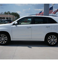 kia sorento 2012 snw wht pearl suv gasoline 6 cylinders front wheel drive 6 speed automatic 77375