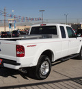 ford ranger 2011 white gasoline 6 cylinders 2 wheel drive automatic 79936