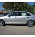 lincoln mkz hybrid 2012 silver sedan hybrid 4 cylinders front wheel drive automatic 77373