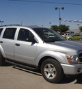 dodge durango 2005 silver suv slt gasoline 8 cylinders rear wheel drive automatic 79936