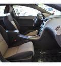 chevrolet malibu 2011 gold sedan ls fleet flex fuel 4 cylinders front wheel drive automatic 78216
