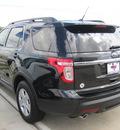 ford explorer 2013 black suv flex fuel 6 cylinders 2 wheel drive automatic 77578