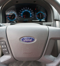 ford fusion 2010 lt  brown sedan s gasoline 4 cylinders front wheel drive automatic 75062