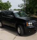 chevrolet tahoe 2012 black suv lt flex fuel 8 cylinders 2 wheel drive 6 speed automatic 76240