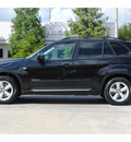 bmw x5 2009 black suv xdrive35d diesel 6 cylinders all whee drive automatic 77002