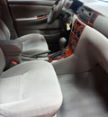 toyota corolla 2003 silver sedan le 4 cylinders automatic with overdrive 76116