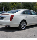 cadillac xts 2013 white sedan premium collection gasoline 6 cylinders front wheel drive automatic 77002