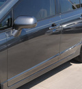 honda civic 2010 gray sedan ex l gasoline 4 cylinders front wheel drive automatic 75034