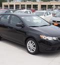 kia forte 5 door 2012 black hatchback ex gasoline 4 cylinders front wheel drive 6 speed automatic 77375