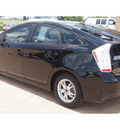 toyota prius 2010 black iii hybrid 4 cylinders front wheel drive cont  variable trans  77802