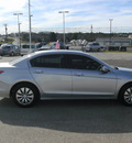 honda accord 2010 silver sedan lx gasoline 4 cylinders front wheel drive automatic with overdrive 75606
